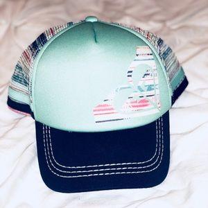 """Roxy """"trucker"""" hat"""